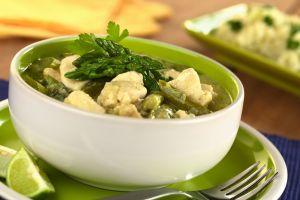Kuchařka dietních polévek
