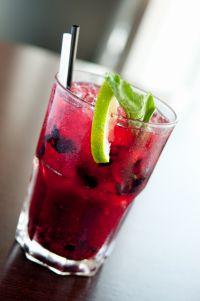 Kuchařka koktejlů a drinků bez alkoholu