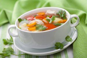 Kuchařka nejlepších polévek