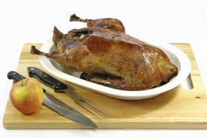 Kuchařka jídel z husího masa