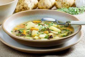 Kuchařka čirých polévek