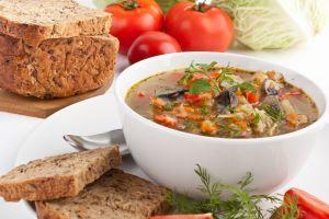 Kuchařka zahuštěných polévek