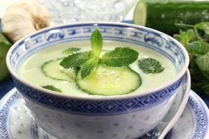 Kuchařka studených polévek
