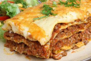 Kuchařka - lasagne na všechny způsoby