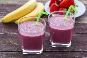 Kuchařka ovocných a zeleninových nápojů pro děti