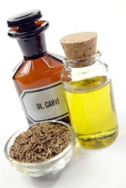 Kmínový olej