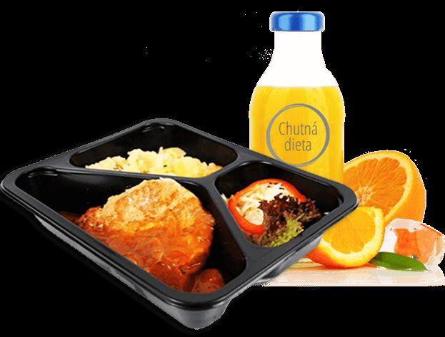 Jídelníček - krabičková dieta