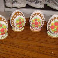 3 D velikonoční vajíčko