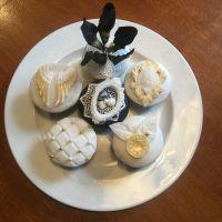 Svatební cupcakes