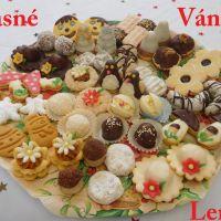 Krásné cukroví od Lenky