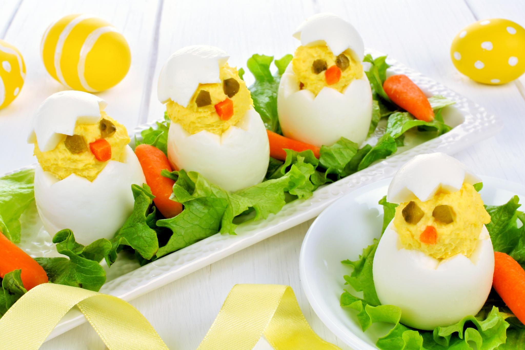 Tradiční menu na Velikonoce