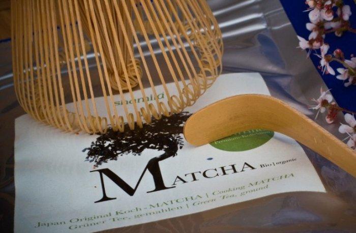 Matcha – zázračný čaj v prášku