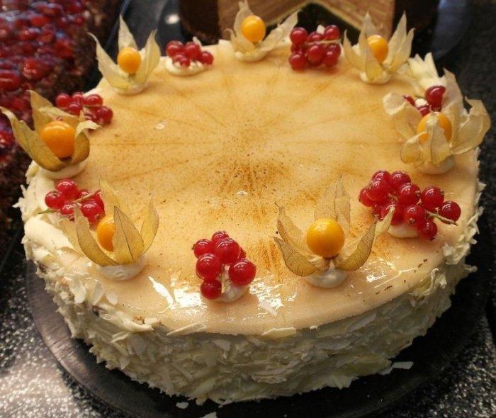 Obrázek lekce Zdobení dortů