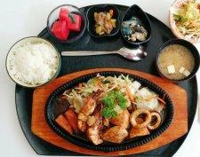 Obrázek lekce Japonská kuchyně