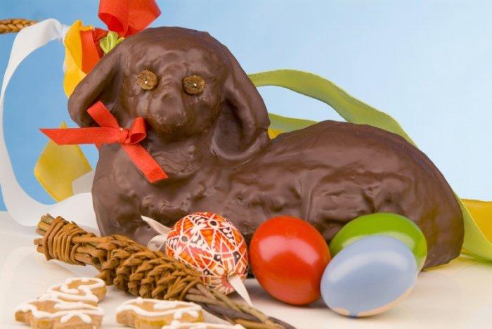Obrázek lekce Velikonoce