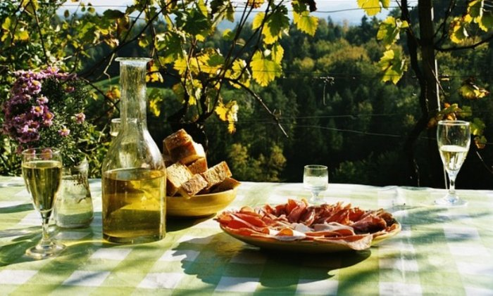 Užijte si piknik v přírodě
