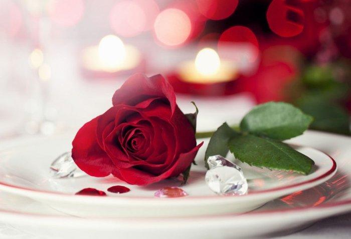 Nejlepší Valentýnské menu