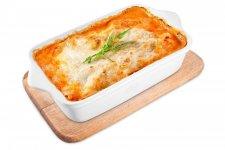 Obrázek lekce Zapékané těstoviny a brambory
