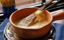 Obrázek lekce Raclette, sýrové fondue a omáčky