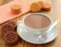 Čokoláda se žloutky