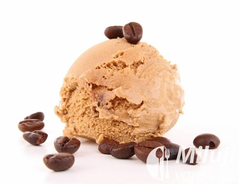 Zmrzlina z kávy