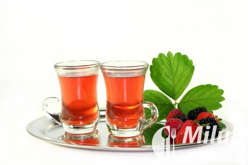 Čaj z ostružiníku