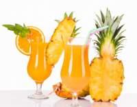 Žlutý nápoj