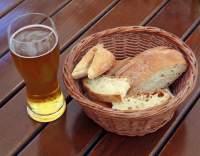Anýzový chleba domácí z piva