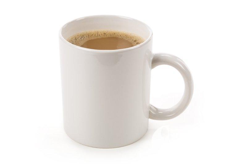 Bílá česká káva