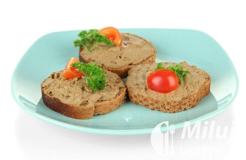 Játrové chlebíčky
