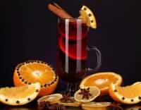 Vinný punč (sangria)