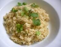 Thajská kokosová rýže