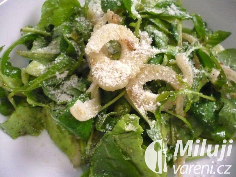 Fenyklový salát s balsamicem