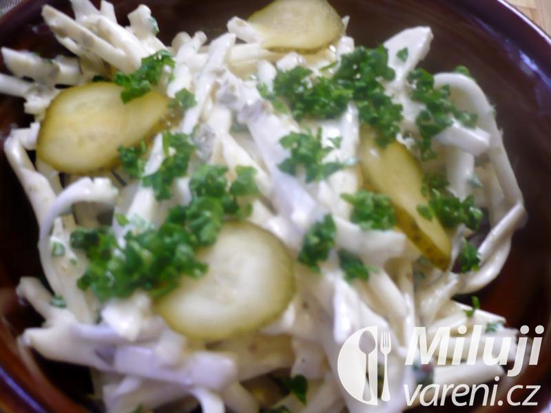 Francouzský celerový salát
