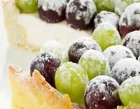 Rychlý koláč s hroznovým vínem