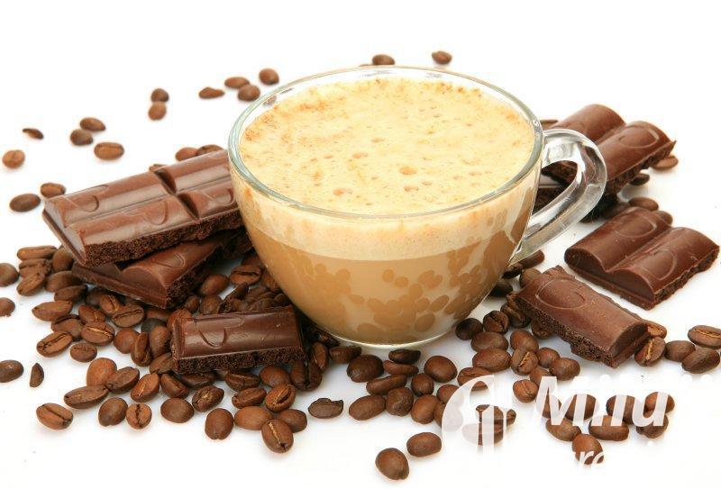 Čokoládová káva