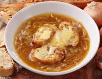 Cibulová polévka