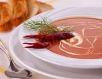 Langustová polévka