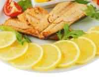 Rajčatovo-citronová ryba
