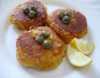 Bramborovo-sýrové koblížky