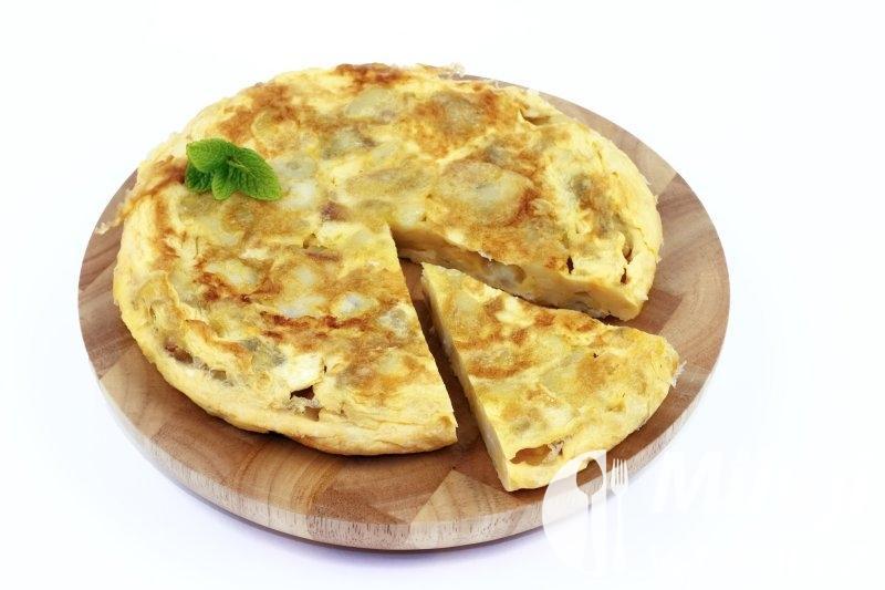 Bramborová omeleta