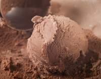 Čokoládová zmrzlina