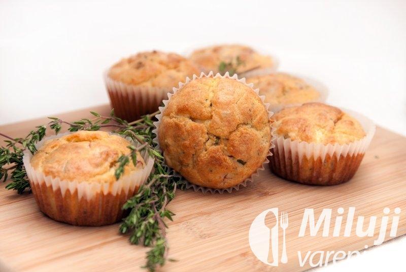 Slaninové muffiny