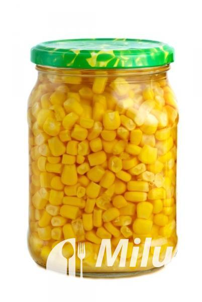 Zavařená kukuřice