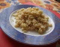 Kuskus - základní recept