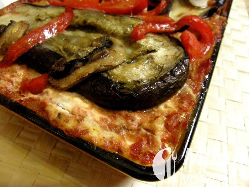 Mediteránské lasagne