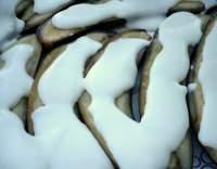 Grilované banány se zakysanou smetanou