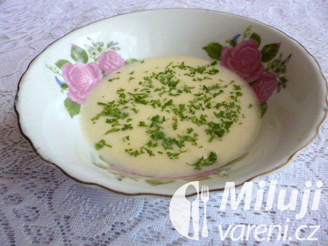 Polévka bramborový protlak
