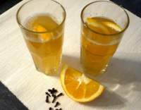 Pomerančový horký punč