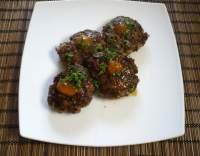 Hovězí mleté maso s koriandrem